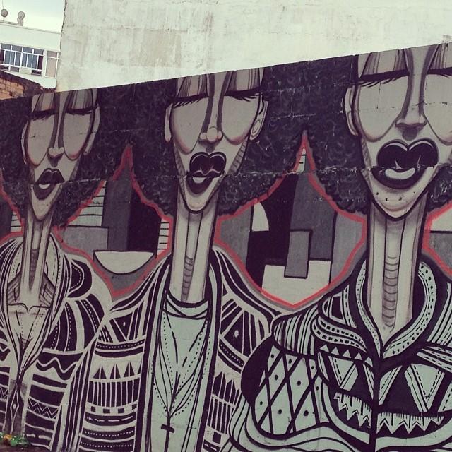 Lindo! #grafite #graffrio #murosdorio #artelivre