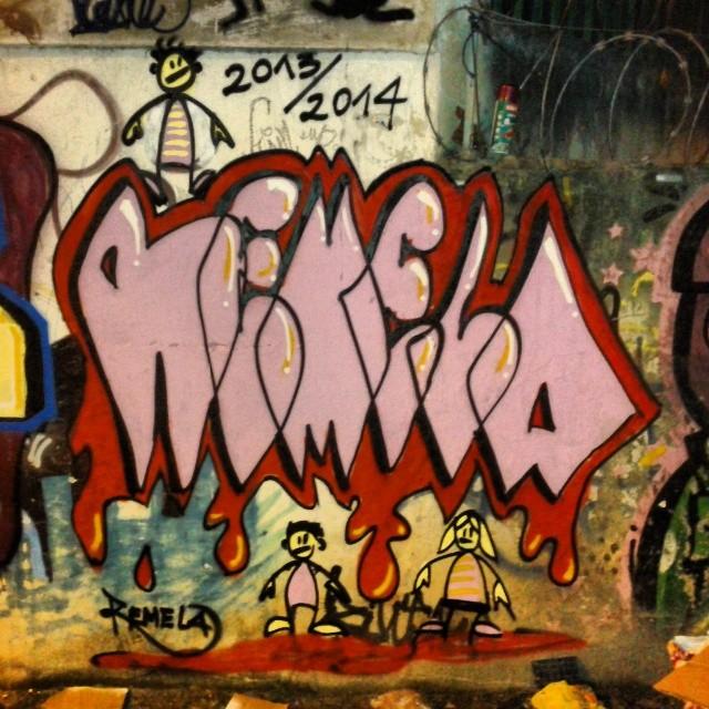 Na madrugada com os camaradas. #streetart #streetartrio