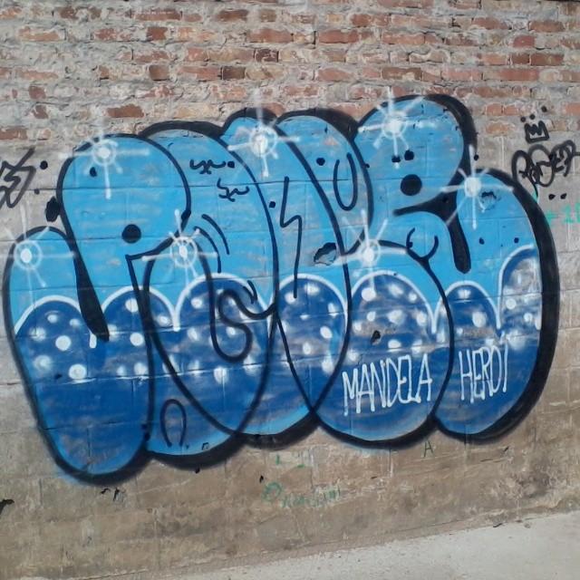 Pablo Poder #StreetArtRio
