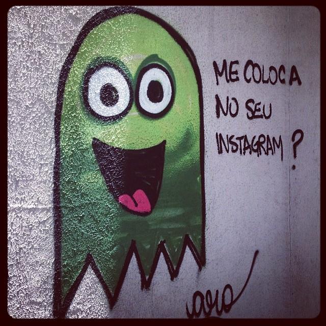 Pronto, aí está! #streetartrio #artederua