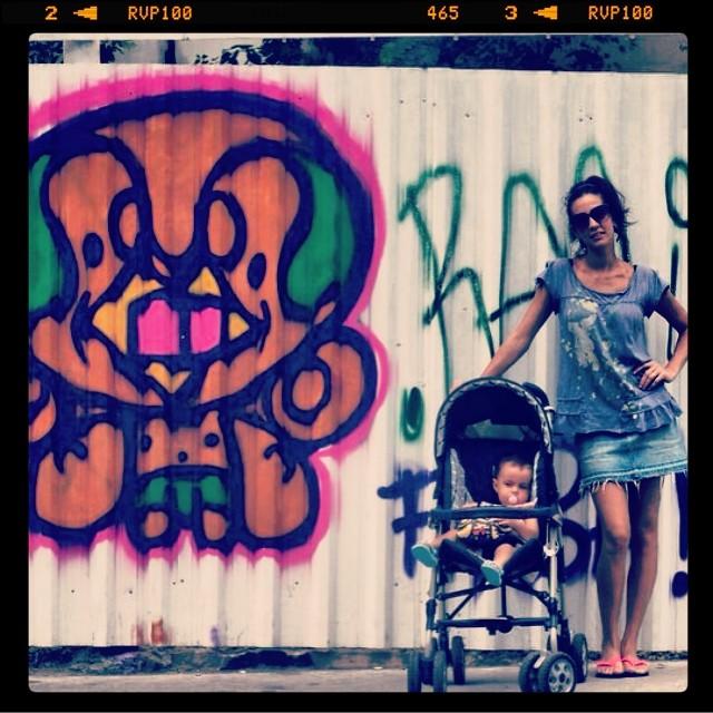 Recordando.... #graffiti #jb #rj #2009 @idolnoproject #marygirl #mm #ninabailarina #artederua #artespray #streetartrio #streetstyle #idolnostyle