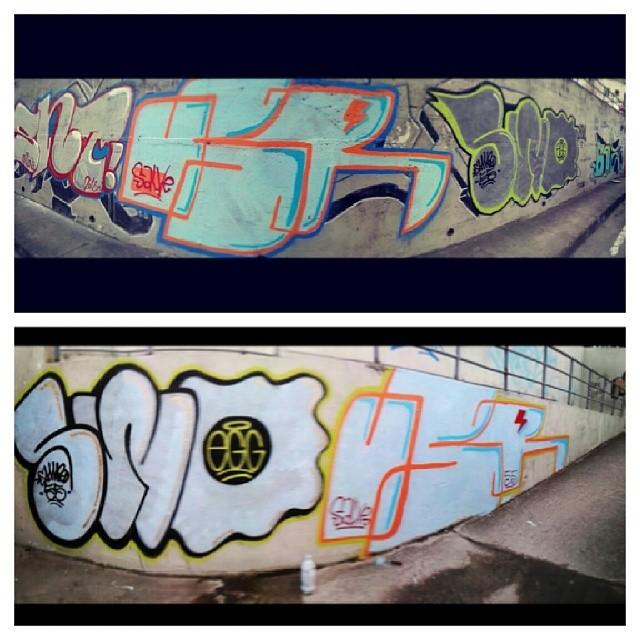 Sweggin #vandal #vandalism #ilovebombing #streetartrio #swag #swagone #usr #snt #eanova #graffiti #graffitirj #bombing #terca #pufpufpasstuesdays