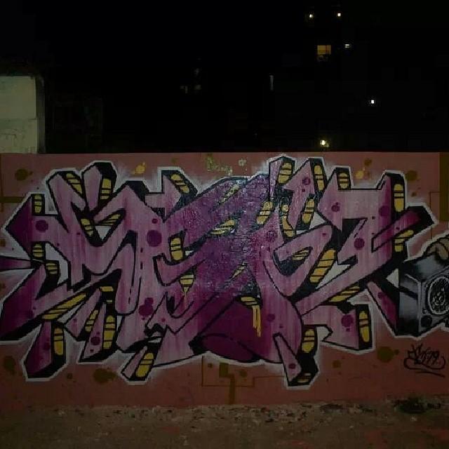 #To79 #GraffitiRj #nummuroqualquer #ArteRio #ArteDeRUA #Street #StreetArtRio #HipHop