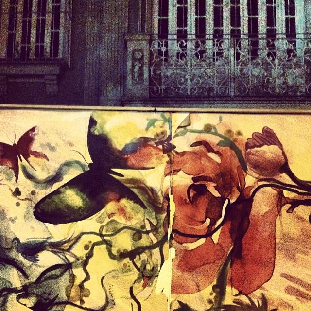 Transformação-transgressão #streetartrio #arteruario