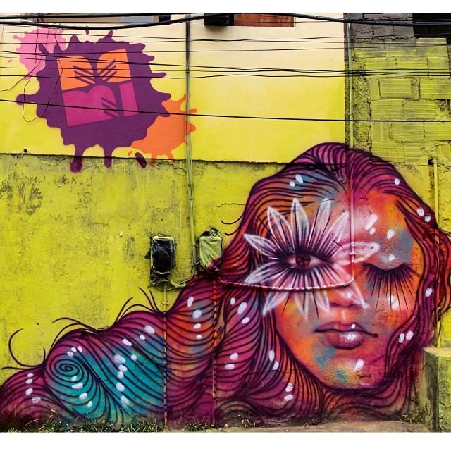 Work by @marcelojou & @panmelacastro at @redenami House