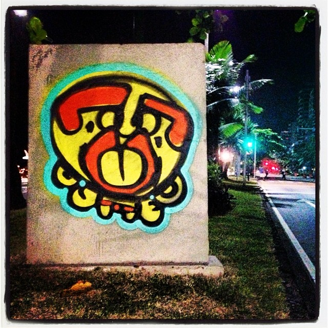 #djonereal #ipanema #streetartrj #streetartrio @marygirlstyle