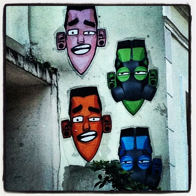 #grafite #graffrio #murosdorio #artelivre @marcelo_eco