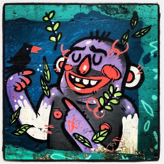 #grafite #graffrio #murosdorio #artelivre