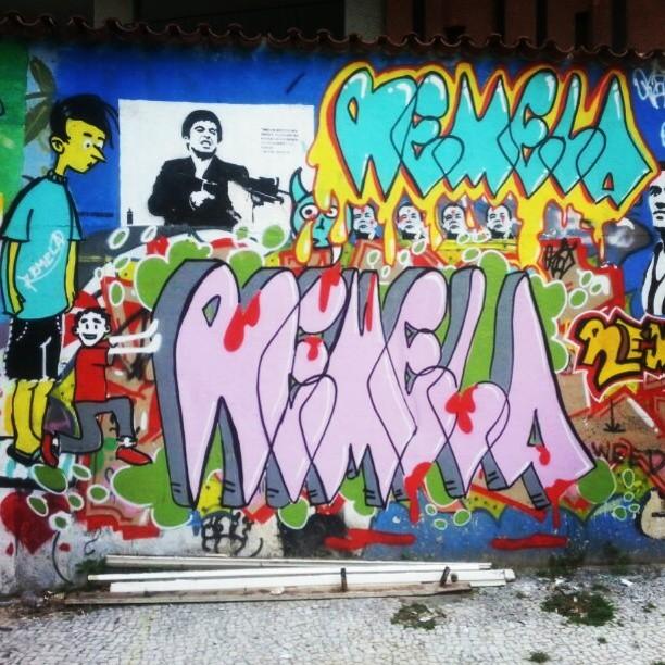 #streetart #streetartrio #graffiti
