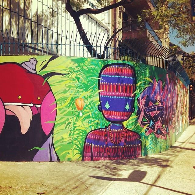 #streetartrio @tozfbc