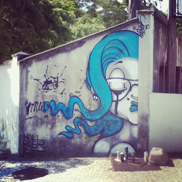 #tapu #streetartrio #sonbil #graffiti #instagrafite #chorapiranha