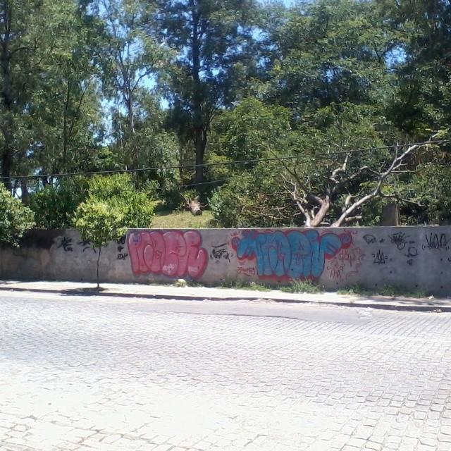 2x poder iapi da penha #StreetArtRio