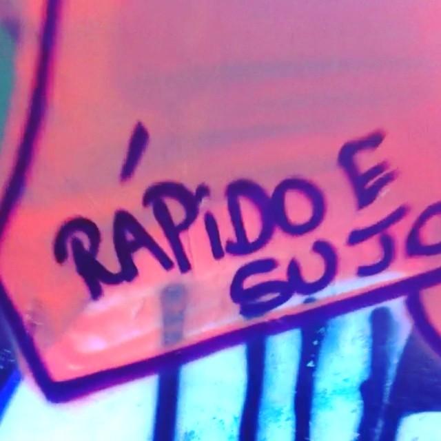 ASTRO FAT: RAPIDO E IMUNDO