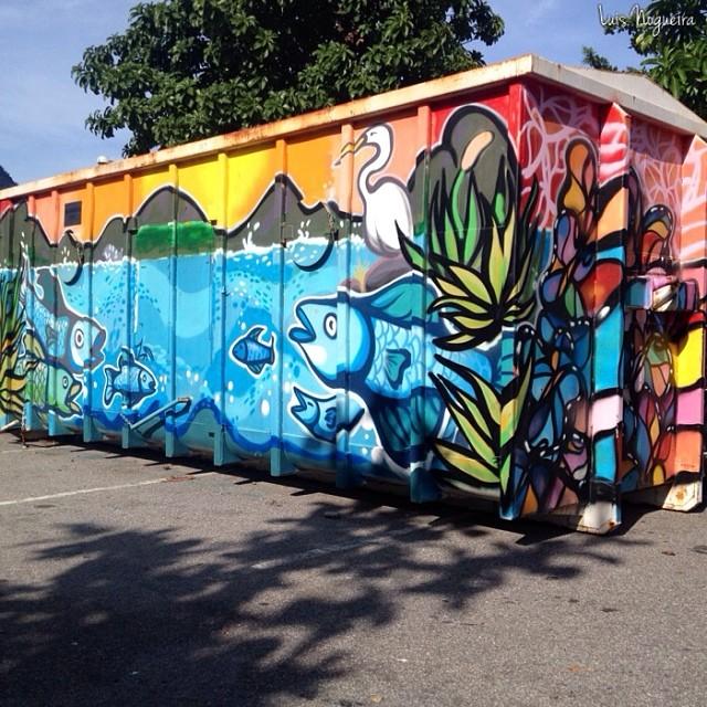 Arte De Rua - Street Art