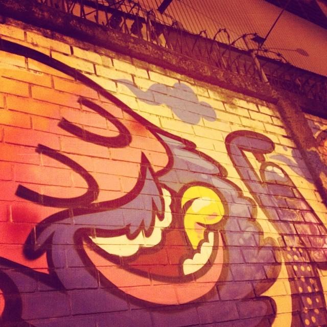 Enquanto a cidade dorme... #streetartrio #barba #ataquenoturno #davidamen #classed #zoteam