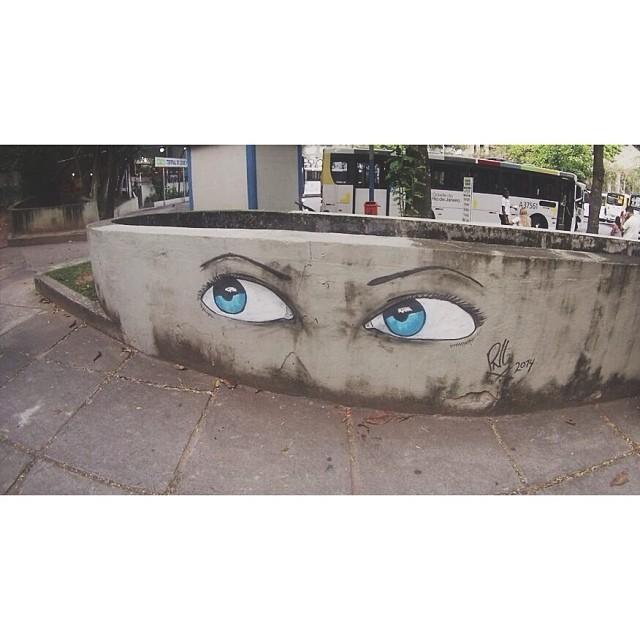 Primeiro do ano! • Cosme Velho - RJ  #streetartrio #instagrafite #png #graffiti