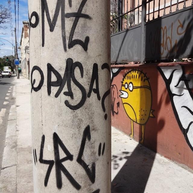 QPASA? #qpasa #igorSRCnunes #joaomazza #riostreetart #streetartrio #urbanart #graffitiart #streetart #artederua #arteurbana #graffitibrasil #riodejaneiro