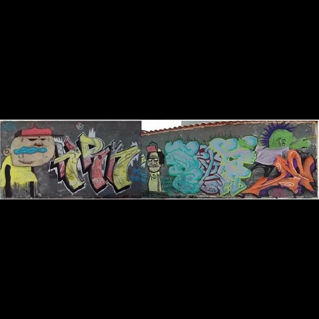 Último rolé de 2013 Izy * Harynk * Afobis * Ram * Che #art #artists #arte #brazil #colour #color #colours #draw #graff #graffitiart #graffiti #ironlak #lifestyle #picoftheday #persona #pintura #painel #ram #riodejaneiro #rj #rua #sprayart #spray #streetphotography #StreetArtRio #streetart #urban #urbanart