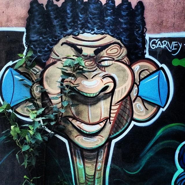 #garvey #grafite #graffrio #streetartrio #murosdorio #artelivre