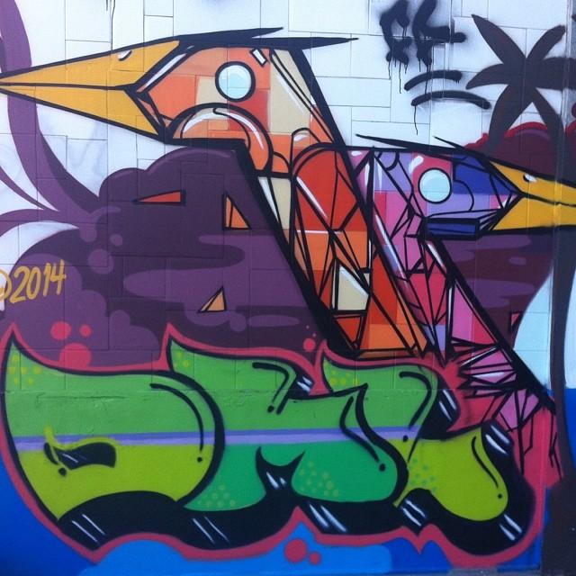 #graffiti #urbanart #brazil #rio #streetartrio