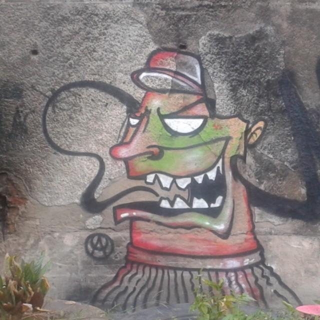 #nobã630 #artistasurbanoscrew #meusrolés #streetartrio