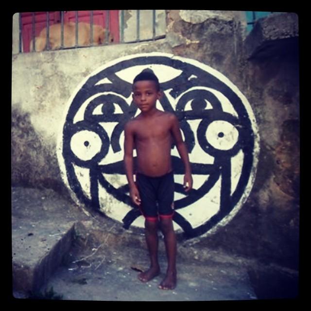 #santateresa #riodejaneiro #StreetArtRio #FelipeRisada #RiR #carranca #criança