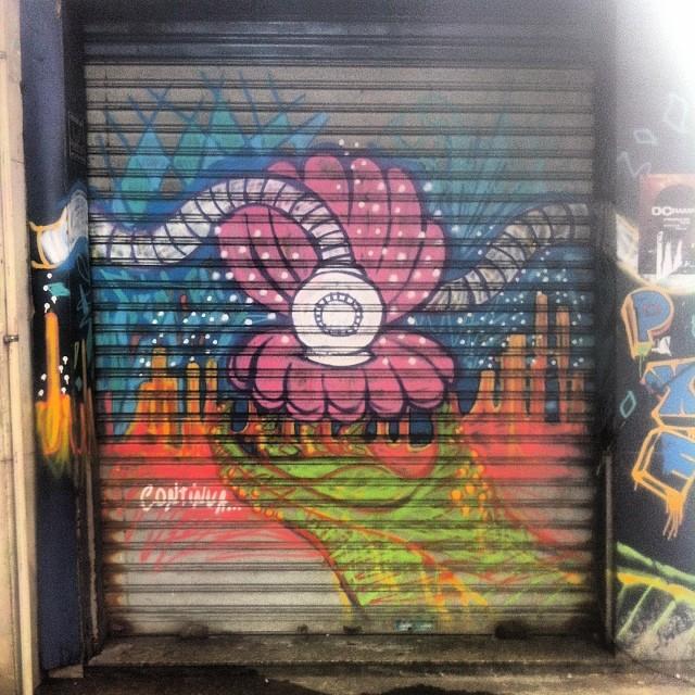 #streetart #streetartrio #art #color #pels