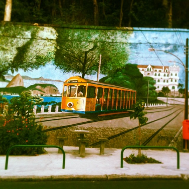 #streetart #streetartrio #mural #artederua #jambeiro #santateresa