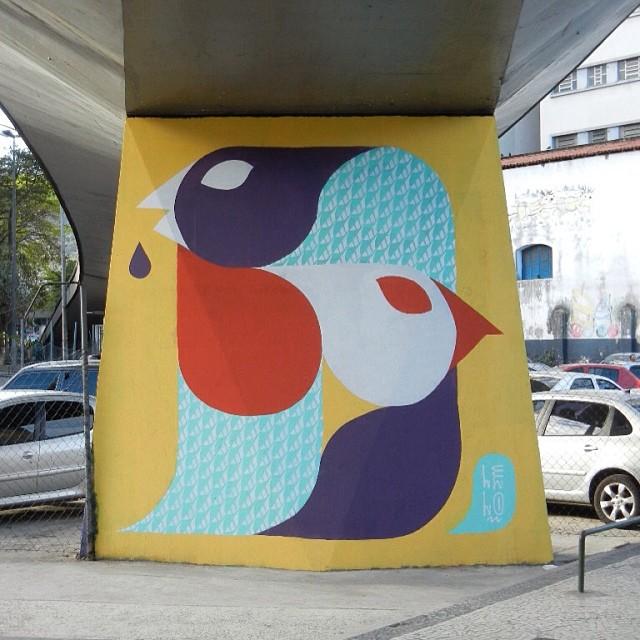 #streetartrio João Lelo