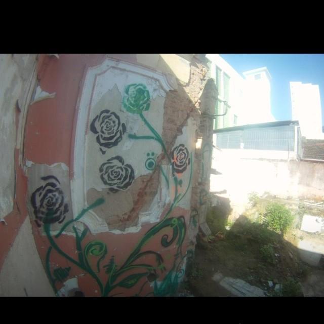 #streetartrio #