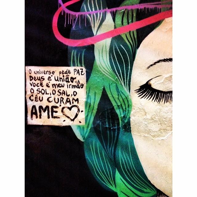 ️ #streetartrio #arteruario #arteruaipanema