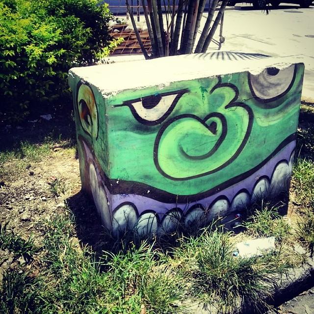 A arte de tornar as ruas mais belas e agradáveis... #streetart #streetartrio #ArteUrbana #artederua #graffiti #grafite