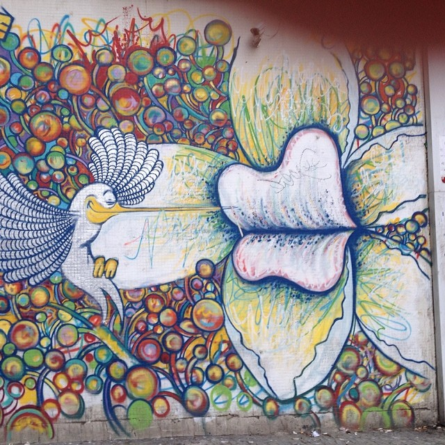 Grafite de hoje #streetartrio #artederua #copacabana #grafite #grafitti #rj