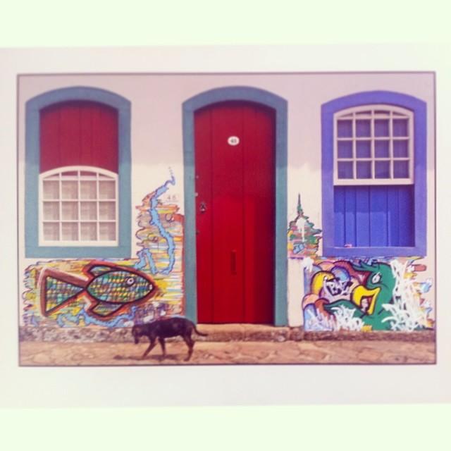Intervenção em foto - 2012. Tamo no jogo a mili mili #graffitti #derole #tinta #colors #streetartrio
