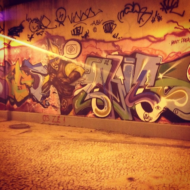 Ment + Preas + Chico #streetartrio