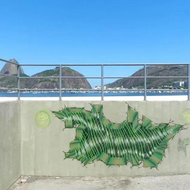 Metamorfose. #streetartrio #rua #riodejaneiro #tickrjgraf