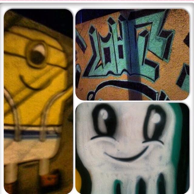 Meus artistas @raminho @matheusveiga1 @gabrielveiga1 #trapacrew #artrua #streetartrio #arteurbana #graffrio #tijuca #grafite #família