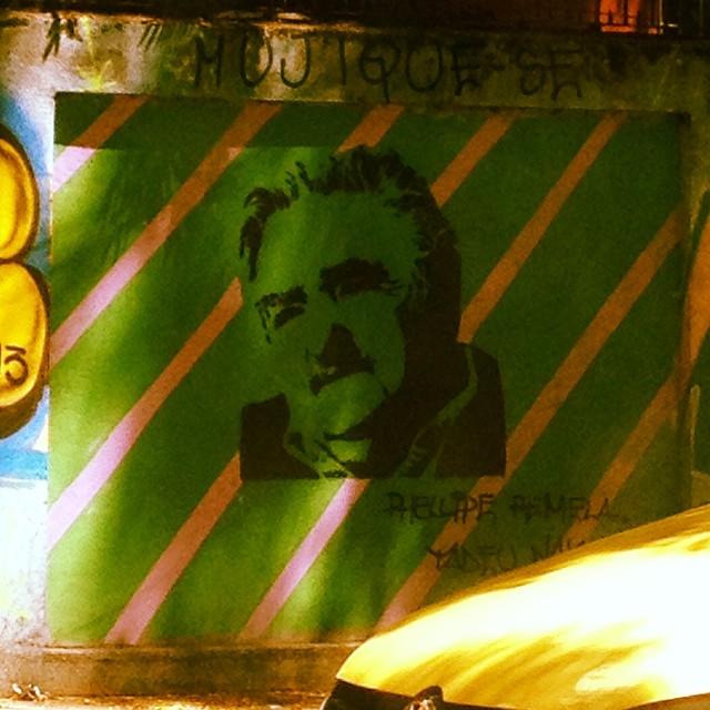 Mujica! #streetartrio #tonoadorofarm #1001razoes #rioetc #vejario #rioeuamoeucuido #oglobo #instario #riodejaneiro #instagramrio #021 #instagramrj #caricagram #rio450