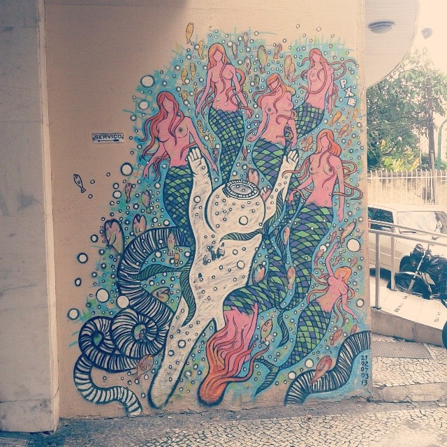 Namoral esse #pxe é mítico. #Grafitti #StreetArtRIO #StreetArt #ArteDeRua