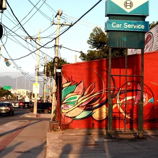 Rolé com meu irmão ️ @diogolamarca #plantiocrew #streetartrio #instagrafite