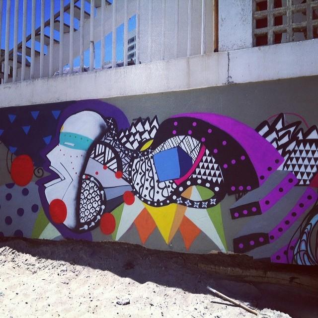 #StreetArtRio artista lobo