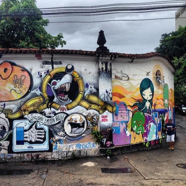 Compartilhado por: @streetartrio em Feb 19, 2014 @ 14:41