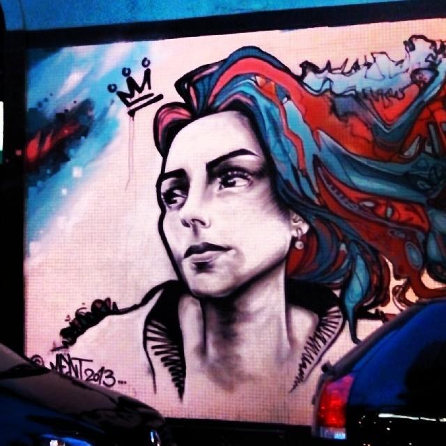 Urban art Humaitá