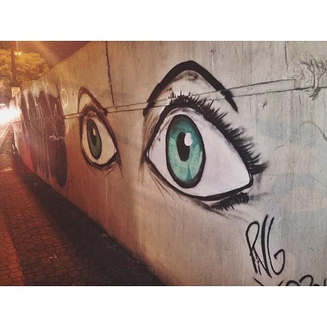 Viaduto do túnel Rebouças junto com @swagone55 • Lagoa Rodrigo de Freitas - Rio de Janeiro #streetartrio #instagrafite #grafite