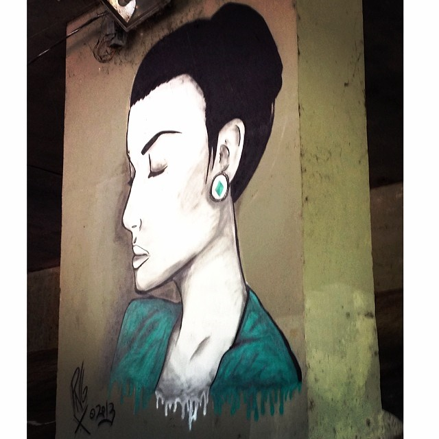 Wall by @pedrongomes Wish you all a great week