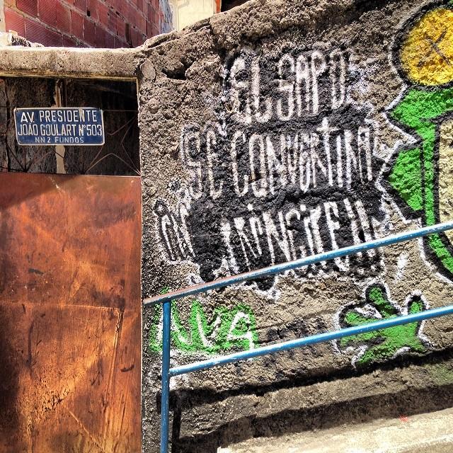 [ adicione #StreetArtRio em sua publicação     nomeie o local ] acesse StreetArtRio.com