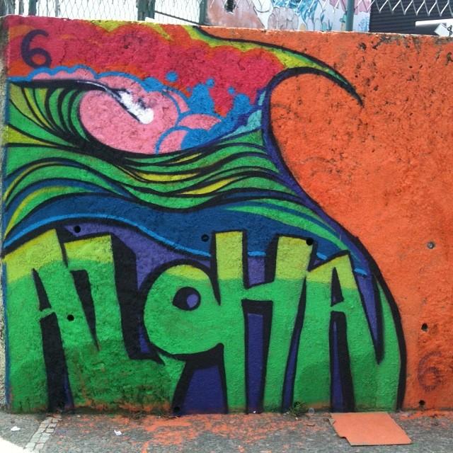 #contraataquesereno #plantiocrew #grafiteseuesporte #streetartrio #boreldebraçosabertos