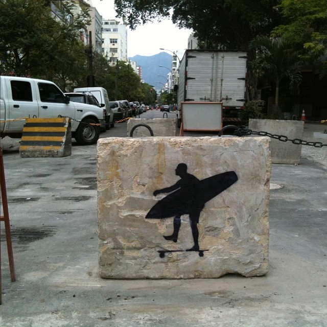 #contraataquesereno #plantiocrew #ipanemalocals #streetartrio