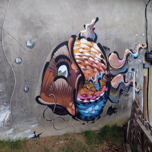 foto de @ArteRuaRio & arte de rua de @tarm1   #ArteRuaRio #tarm