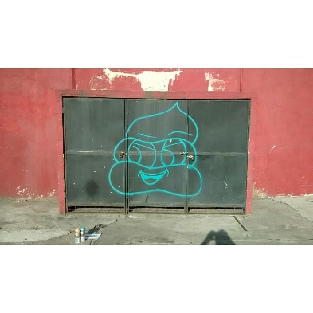 #graffiti #art #streetartrio #instagrafite #rua #riodejaneiro #grafitearte #spray #picoftheday #plantiocrew #plt #aerosolart